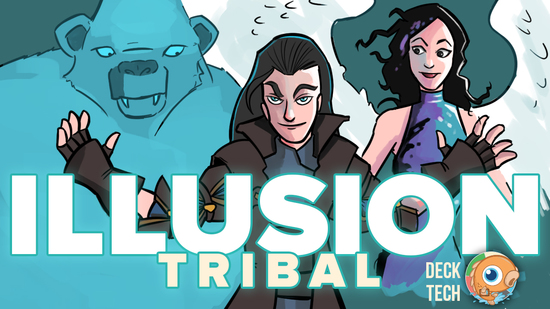 Image for Instant Deck Tech: Illusion Tribal (Modern)