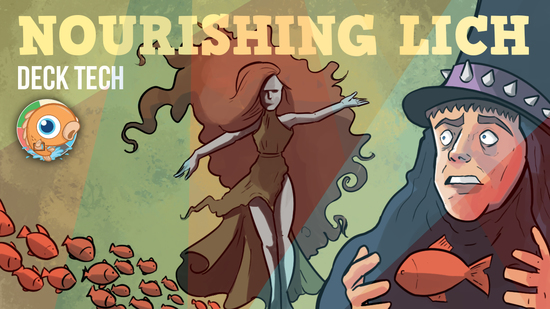 Image for Instant Deck Tech: Nourishing Lich (Legacy)
