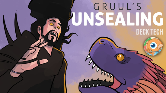 Image for Instant Deck Tech: Gruul's Unsealing (Standard)