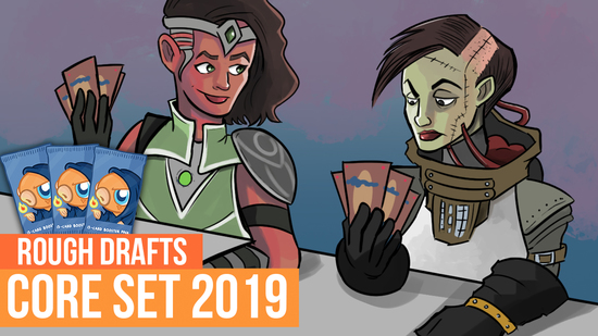 Image for Rough Drafts: Core Set 2019