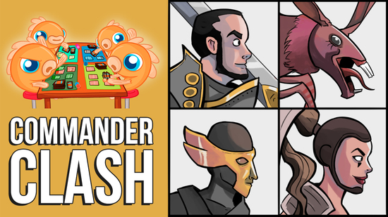 Image for Commander Clash S5 Episode 1: Anything Goes!