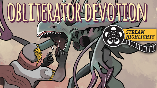 Obliterator devotion stream highlights