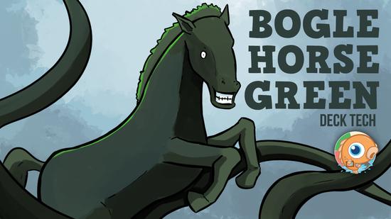 Image for Instant Deck Tech: Bogle Horse Green (Standard)