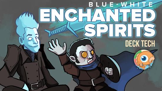 Image for Instant Deck Tech: UW Enchanted Spirits (Modern)