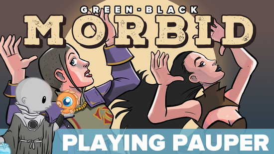 Image for Playing Pauper: GB Morbid