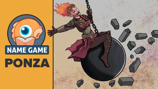 Game name ponza
