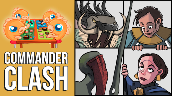 Commander clash week5