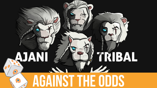 Ajani tribal  1