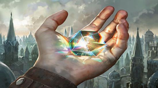 Prophetic prism thumb