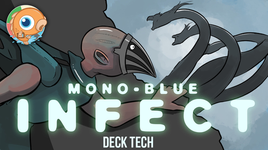 Image for Instant Deck Tech: Mono-Blue Infect (Legacy)
