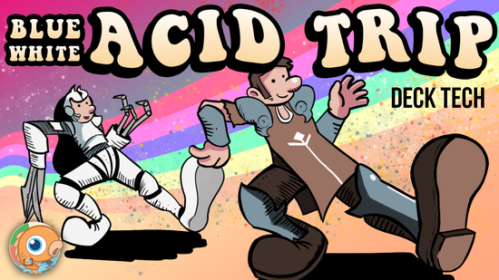 Image for Instant Deck Tech: UW Acid Trip (Modern)