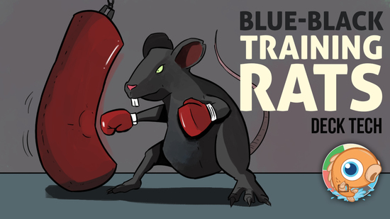Image for Instant Deck Tech: UB Training Rats (Modern)