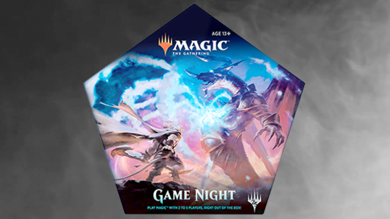 Magic game night featured