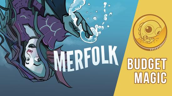 Image for Budget Magic: $99 (26 tix) Merfolk (Modern)