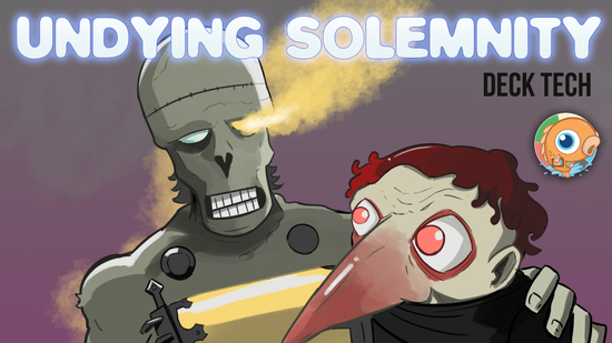 Image for Instant Deck Tech: Undying Solemnity (Modern)