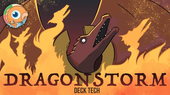 Image for Instant Deck Tech: Dragonstorm (Legacy)