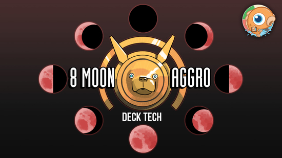 Image for Instant Deck Tech: 8 Moon Aggro (Modern)
