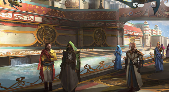 Image for Magic Origins Spoilers - Limited Review for June 29