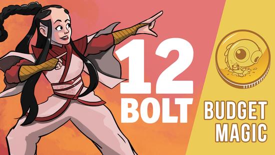 Image for Budget Magic: 12 Bolt (Modern)
