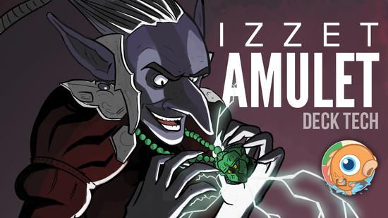 Image for Instant Deck Tech: Izzet Amulet (Standard)