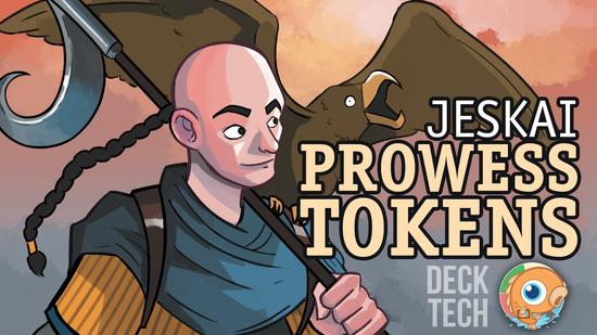 Image for Instant Deck Tech: Jeskai Prowess Tokens (Pauper)