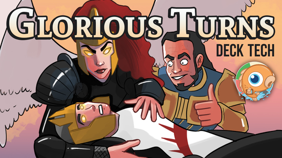 Image for Instant Deck Tech: Glorious Turns (Modern)