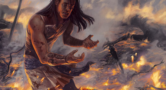 Image for Magic Origins Spoilers - Limited Review for July 1