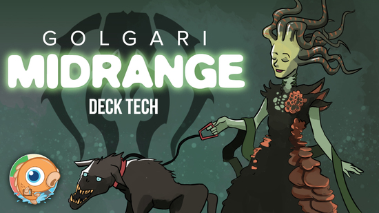 Instant Deck Tech: Golgari Midrange (Standard)