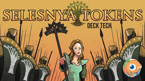 Image for Instant Deck Tech: Selesnya Tokens (Standard)