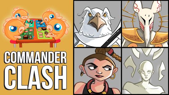Commander clash week13