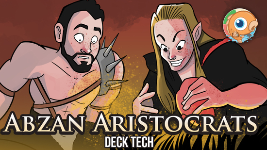 Image for Instant Deck Tech: Abzan Aristocrats (Modern)