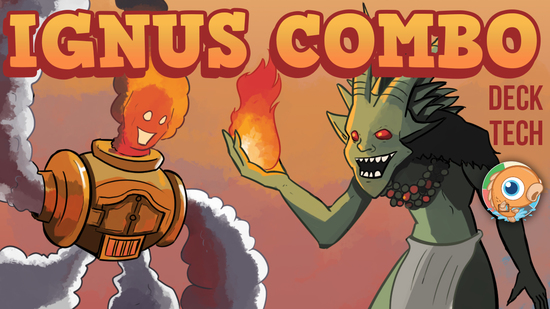 Image for Instant Deck Tech: Ingus Combo (Modern)