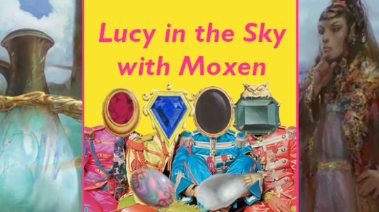 Image for Vintage 101: Lucy in the Sky with Moxen