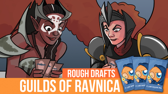 Image for Rough Drafts: Guilds of Ravnica