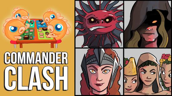 Commander clash week14