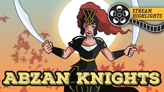 Abzan knights stream highlights