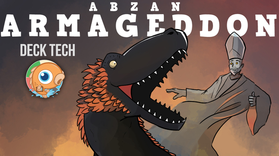 Image for Instant Deck Tech: Abzan Armageddon (Standard)