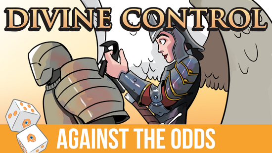 Image for Against the Odds: Mono-White Divine Control (Standard)