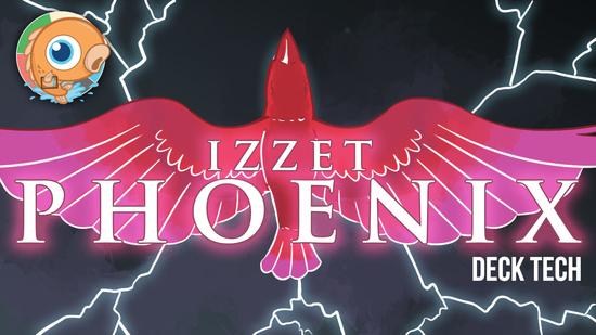 Image for Instant Deck Tech: Izzet Phoenix (Modern)