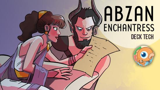 Image for Instant Deck Tech: Abzan Enchantress (Standard)