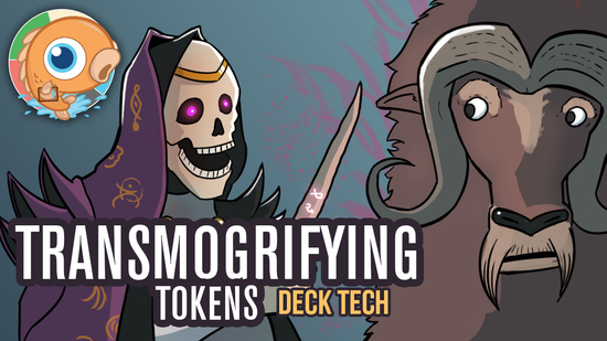 Image for Instant Deck Tech: Transmogrifying Tokens  (Standard)