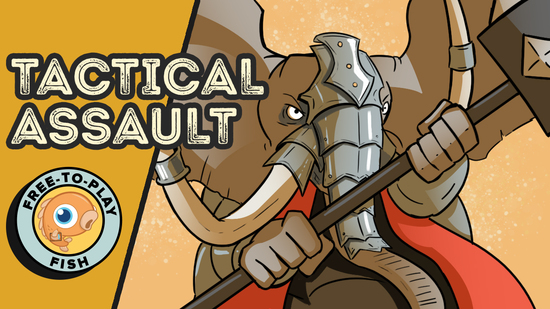 Image for Free-To-Play Fish: Mono-White Tactical Assault (Standard, Magic Arena)