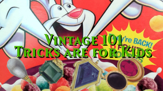 Image for Vintage 101: Tricks are for Kids