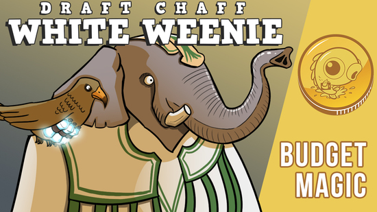 Draft chaff white weenie