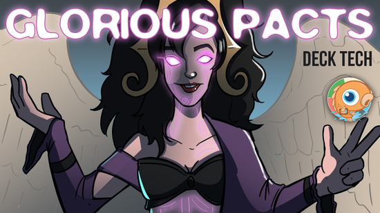 Image for Instant Deck Tech: Glorious Pacts (Modern)