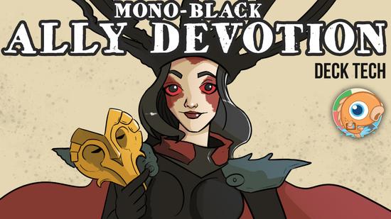 Image for Instant Deck Tech: Mono-Black Ally Devotion (Modern)