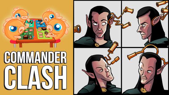 Commander clash week19