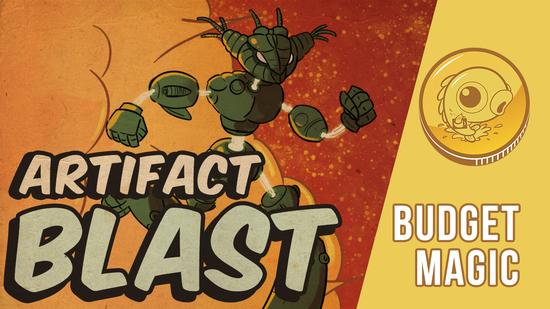 Image for Budget Magic: $68 (8 tix) Artifact Blast Affinity (Modern)