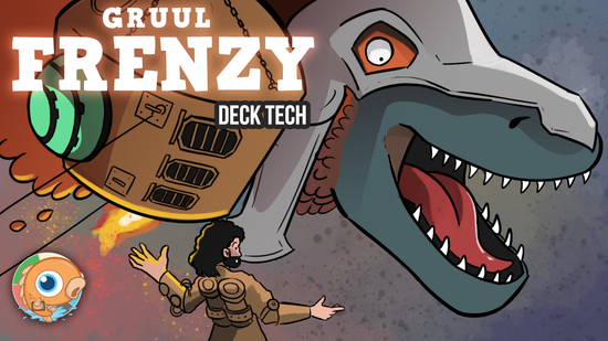 Image for Instant Deck Tech: Gruul Frenzy (Standard)