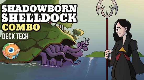 Image for Instant Deck Tech: Shadowborn Shelldock Combo (Modern)